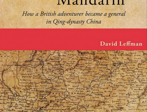 David Leffman talks about the Mercenary Mandarin: Sep 20