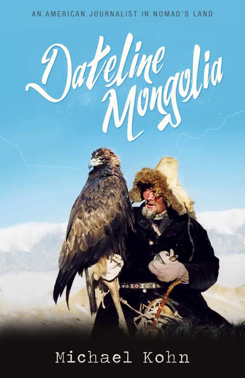 Book cover image - Dateline Mongolia