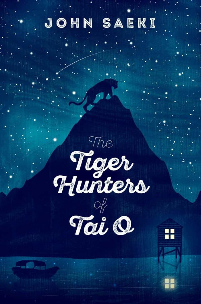 Book cover image - The Tiger Hunters of Tai O