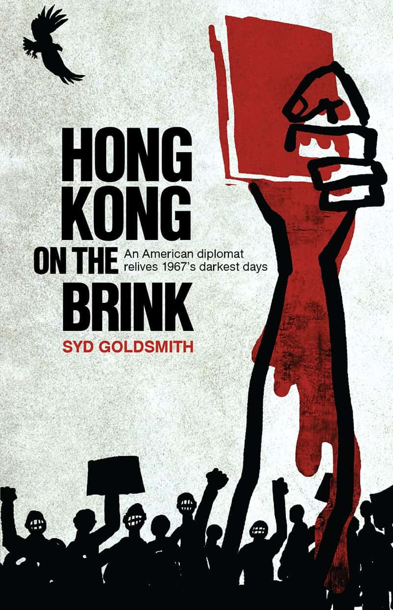 Book cover image - Hong Kong on the Brink