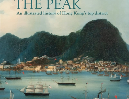 March 2018 newsletter: New book about the Peak; Book launch of Hong Kong expat tales; Lots of author podcasts