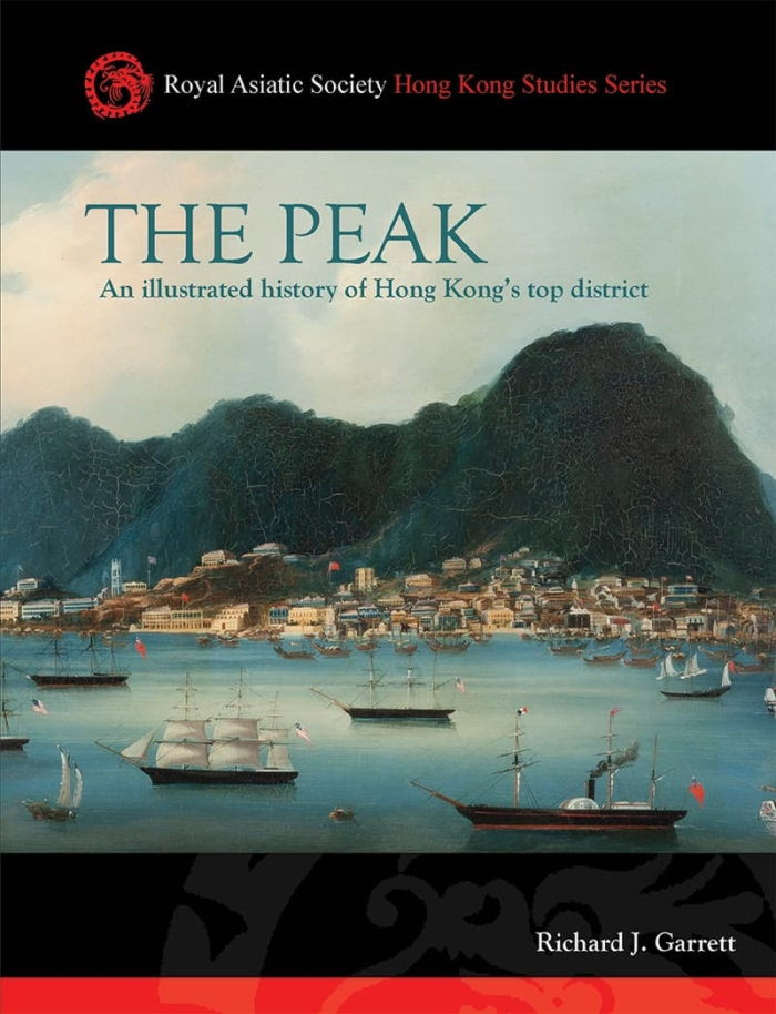 Book cover image - The Peak