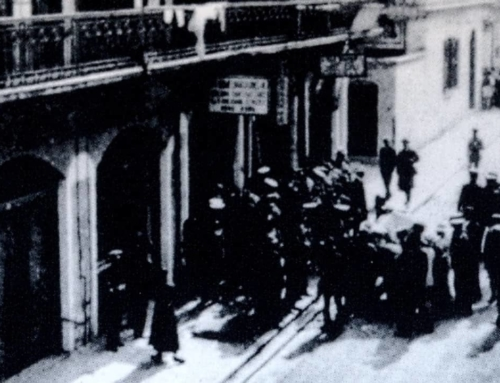 Hong Kong crime files: the siege of Gresson Street
