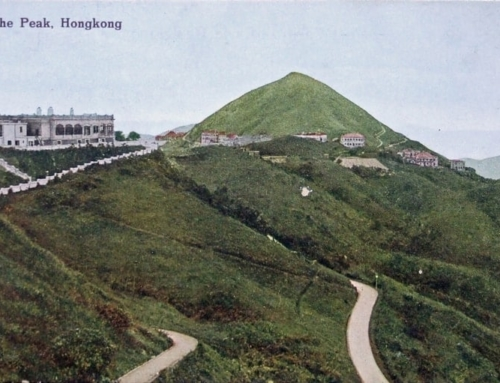 In pictures: the history of Hong Kong's Victoria Peak