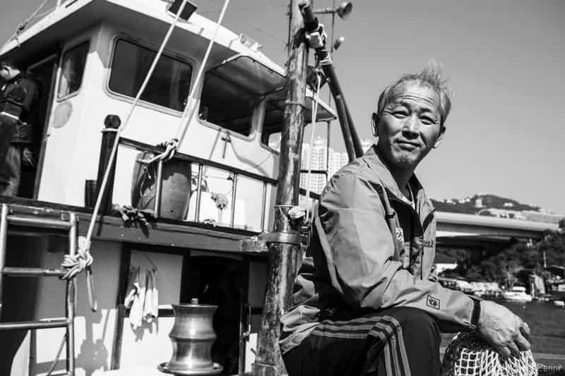 Street Life Hong Kong: A fisherman's story