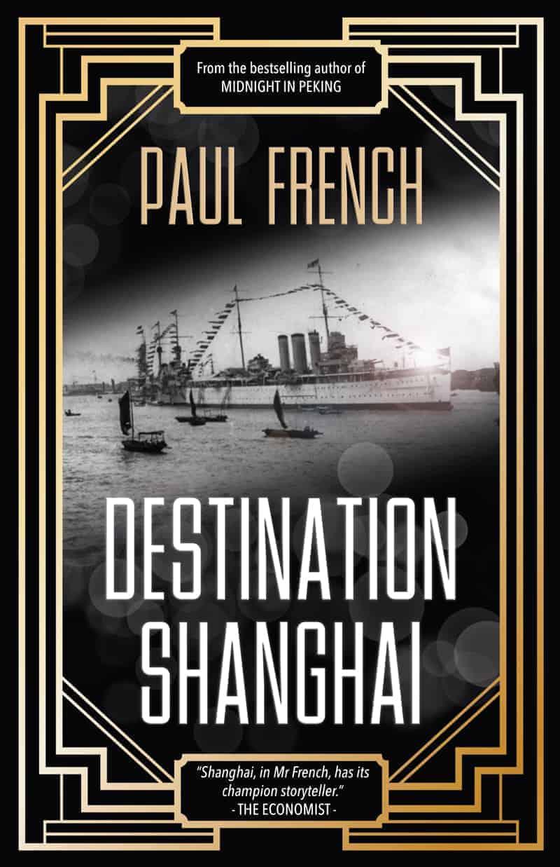 Book cover image - Destination Shanghai