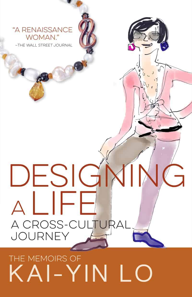 Book cover image - Designing a Life, by Kai-Yin Lo