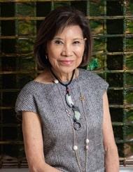Portrait of Kai-Yin Lo