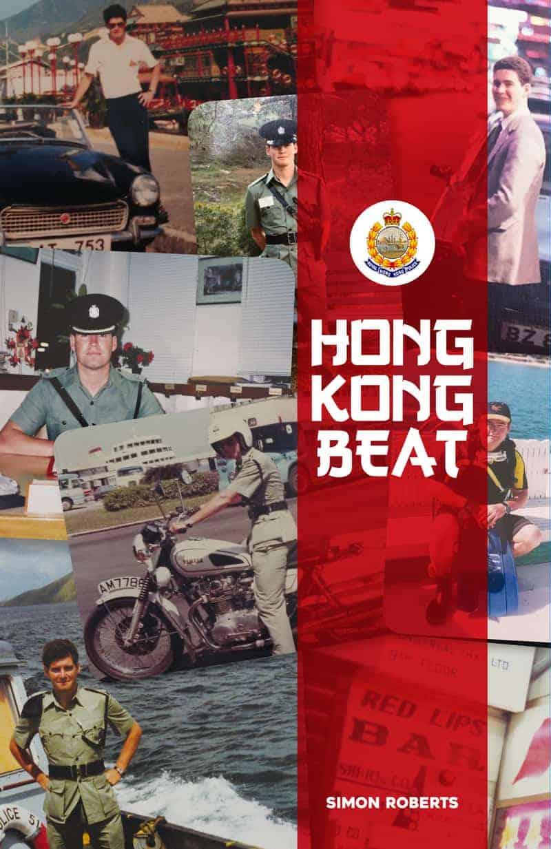 Book cover image: Hong Kong Beat by Simon Roberts