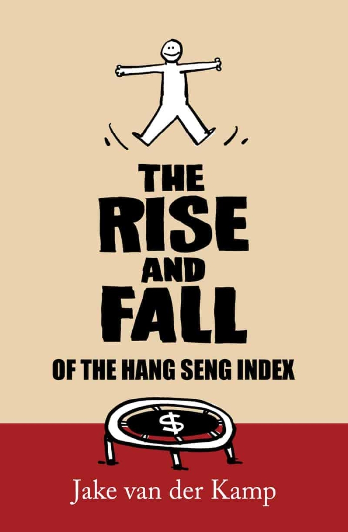 Book cover image: The Rise and Fall of the Hang Seng Index