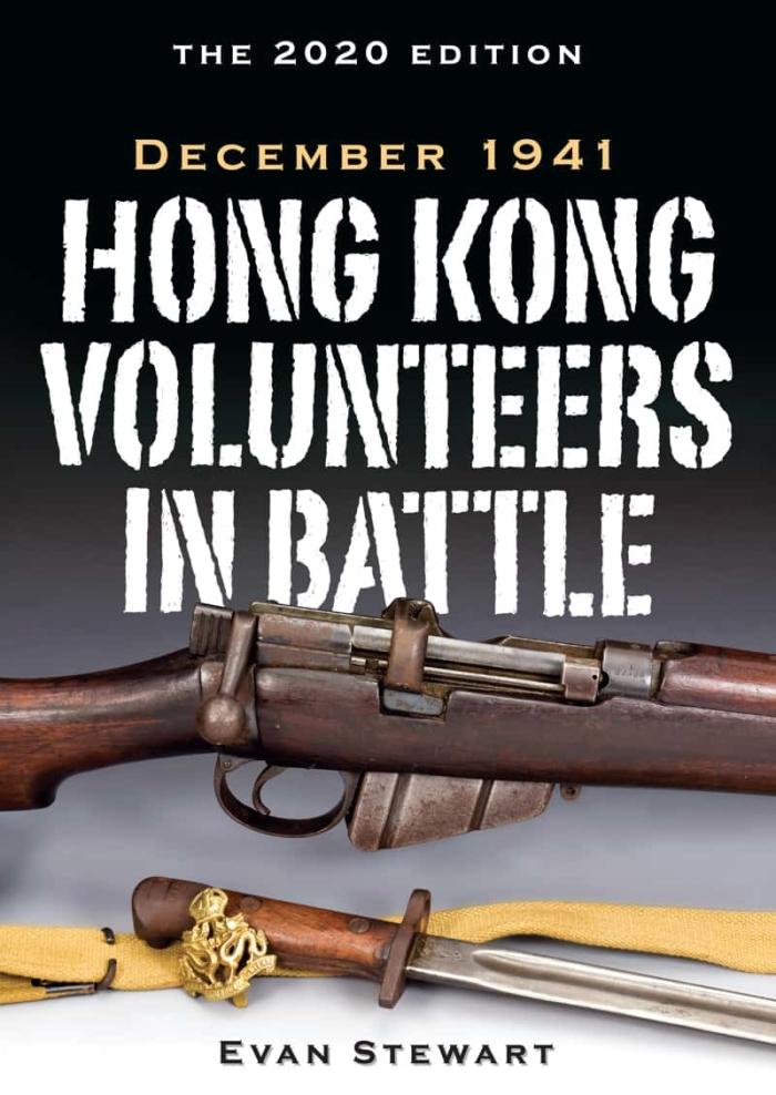 Book cover image: Hong Kong Volunteers in Battle