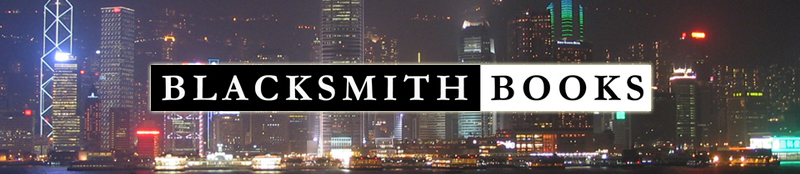 BlacksmithBooks - Hong Kong independent publishers